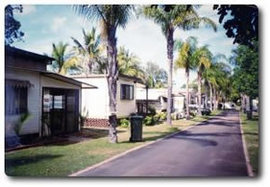 Finemore Tourist Park - Yamba Accommodation