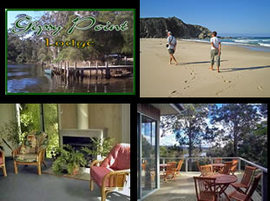 Gipsy Point Lodge - Yamba Accommodation