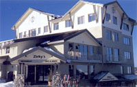 Zirkys Lodge - Yamba Accommodation
