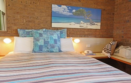 The Beachfront Motel - Yamba Accommodation
