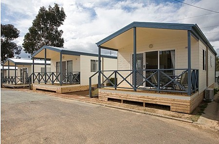 Crestview Top Tourist Park - Yamba Accommodation