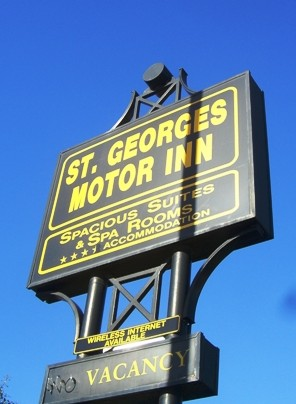 St Georges Motor Inn - Yamba Accommodation
