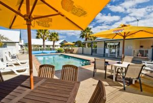 Torquay Tropicana Motel - Yamba Accommodation