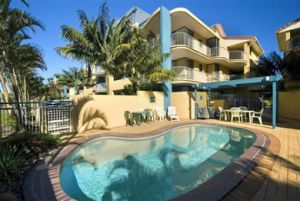Surf Club Apartments - Yamba Accommodation