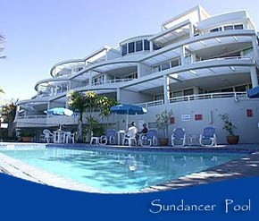 Sundancer Holiday Apartments - Yamba Accommodation