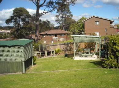 The Tree Motel - Yamba Accommodation