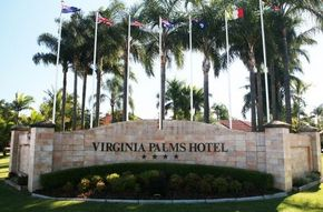 Brisbane International - Virginia - Yamba Accommodation