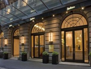 Radisson Plaza Hotel Sydney - Yamba Accommodation