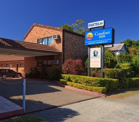 Airport Admiralty Motel - Yamba Accommodation