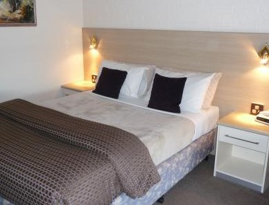 Hamiltons Townhouse Motel - Yamba Accommodation