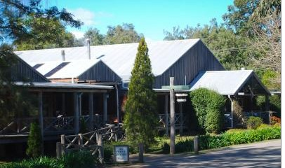 Riverwood Downs - Yamba Accommodation
