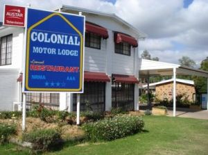 Colonial Motor Lodge - Yamba Accommodation