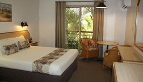 Colonial Village Motel - Yamba Accommodation