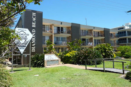 Diamond Beach Resort - Yamba Accommodation