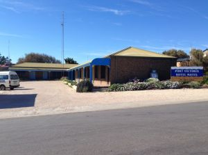 Port Victoria Hotel Motel - Yamba Accommodation