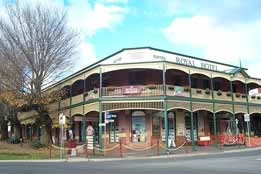 Royal Hotel Daylesford - Yamba Accommodation