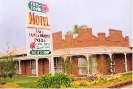 Top Of The Town Motel - Yamba Accommodation