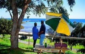 Moonta Bay Caravan Park Cabins - Yamba Accommodation