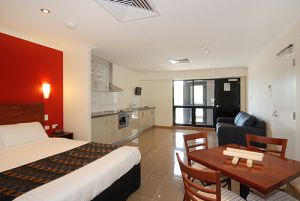 Tanunda Hotel Apartments - Yamba Accommodation