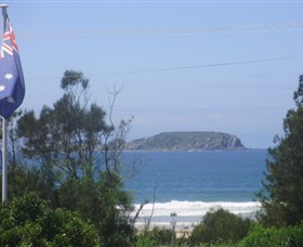 Unit Two Island View - Yamba Accommodation