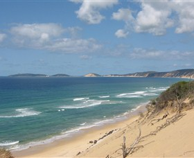 Rainbow Beach Hire-a-camp - Yamba Accommodation