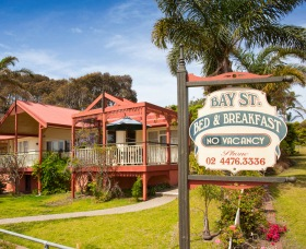 Bay Street Bed and Breakfast - Yamba Accommodation