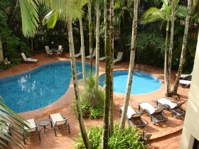 Ocean Breeze Resort - Yamba Accommodation