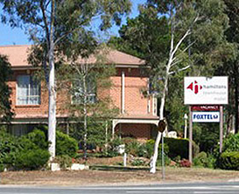 Hamilton's Townhouse Motel - Yamba Accommodation