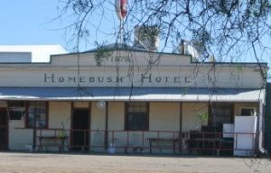 The Homebush - Yamba Accommodation