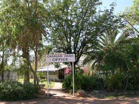 Blackall Caravan Park - Yamba Accommodation