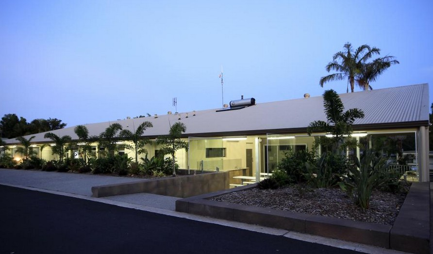Ashmore Palms Holiday Village - Yamba Accommodation