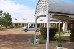 Landsborough Lodge Motel - Yamba Accommodation