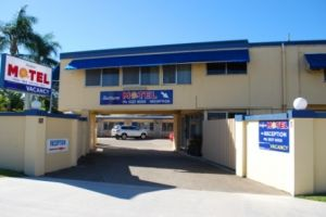 Sunburst Motel - Yamba Accommodation
