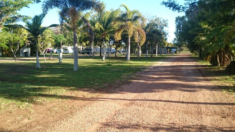 Barcaldine Tourist Park - Yamba Accommodation