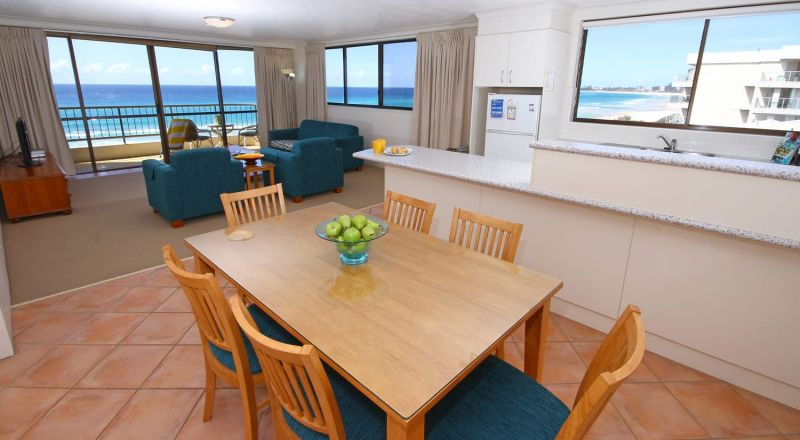 San Simeon Beachfront Apartments - Yamba Accommodation