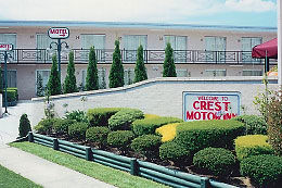 Crest Motor Inn - Yamba Accommodation