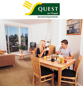 Quest On Chapel - Yamba Accommodation