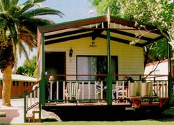 Swan Hill Riverside Caravan Park - Yamba Accommodation