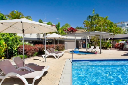 Culgoa Point Beach Resort - Yamba Accommodation