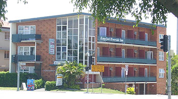 Kingsford Riverside Inn - Yamba Accommodation
