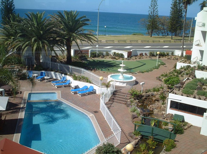 Alexandria Apartments - Yamba Accommodation