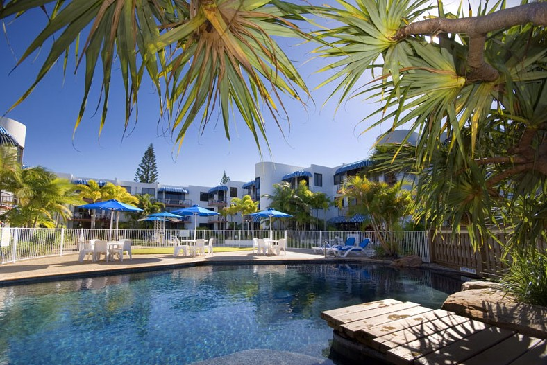 Headland Tropicana - Yamba Accommodation