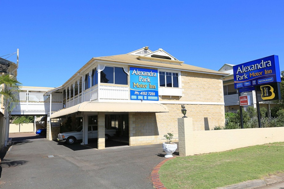 Alexandra Park Motor Inn - Yamba Accommodation