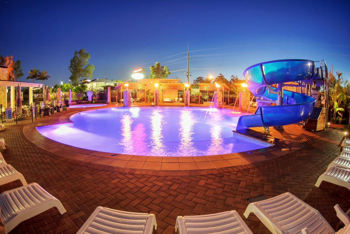 BIG4 Gold Coast Holiday Park  Motel - Yamba Accommodation