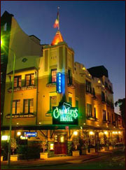 O'Malleys Hotel - Yamba Accommodation