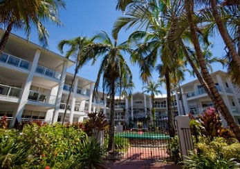 Port Douglas Beachfront Terraces - Yamba Accommodation