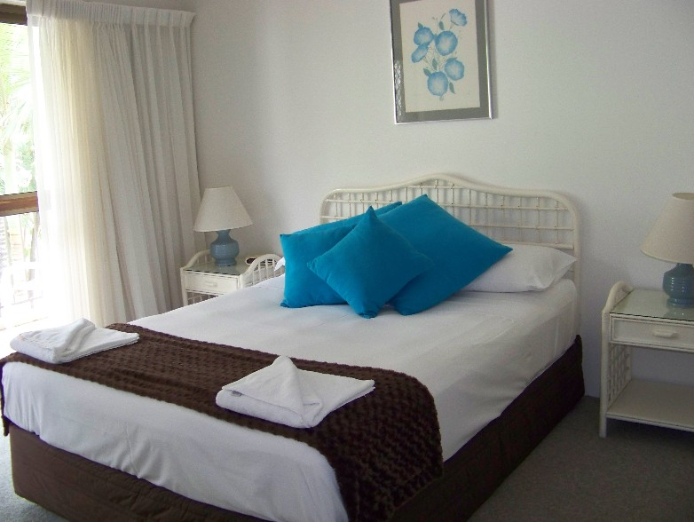 Old Burleigh Court Holiday Apartments - Yamba Accommodation