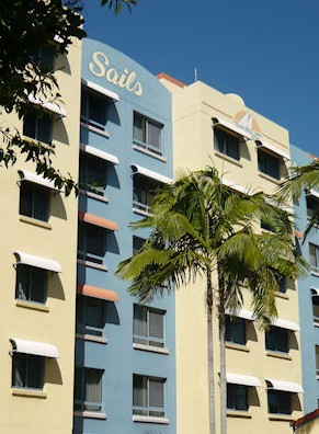 Sails Resort On Golden Beach - Yamba Accommodation