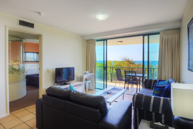 Grand Palais Beachside Resort - Yamba Accommodation