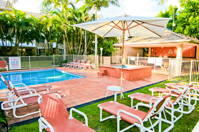 Miami Beachside Apartments - Yamba Accommodation
